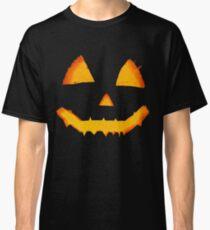 Jack O Lantern Pumpkin Costume Halloween Design Classic T-Shirt