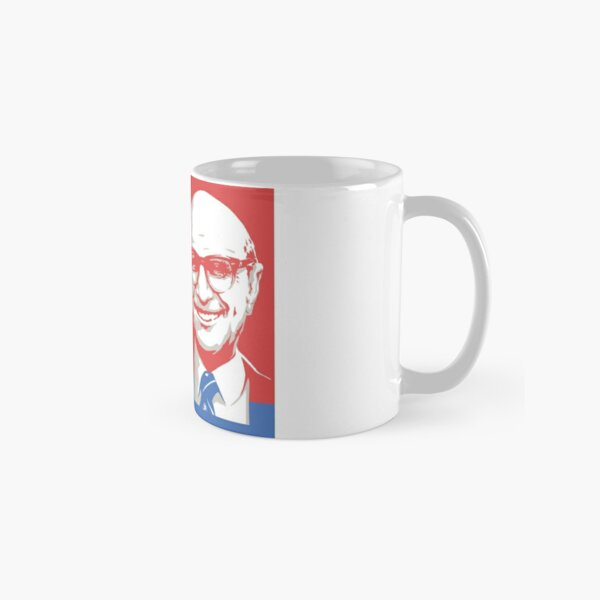 The Power to do Good is Also the Power to do Harm - Milton Friedman Classic Mug