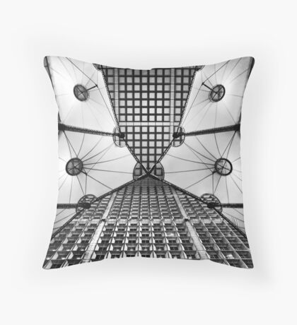 The Bat. Throw Pillow