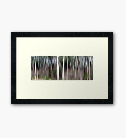 Tree Spirits Framed Print