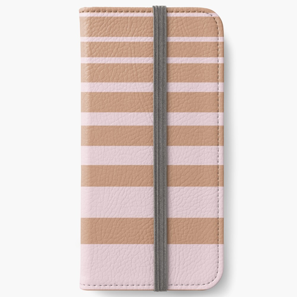 Stripes iPhone Wallet
