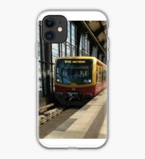 S-Bahn Berlin iPhone Case
