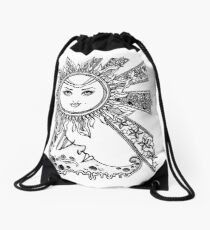 Heavenly Bodies Drawstring Bag