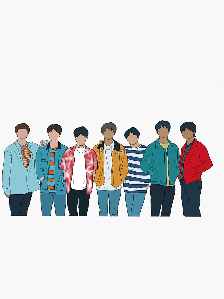 BTS Euphoria by kchat