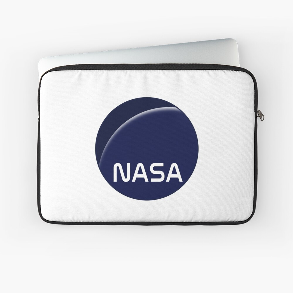 Interstellar movie NASA logo Laptop Sleeve