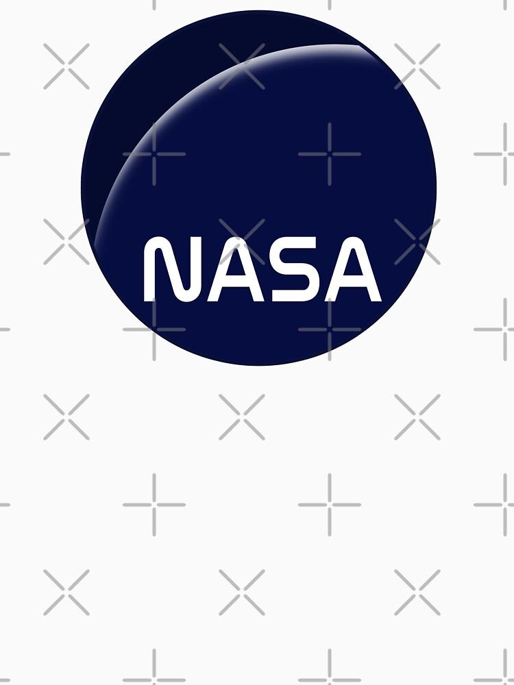Interstellar movie NASA logo by hopography