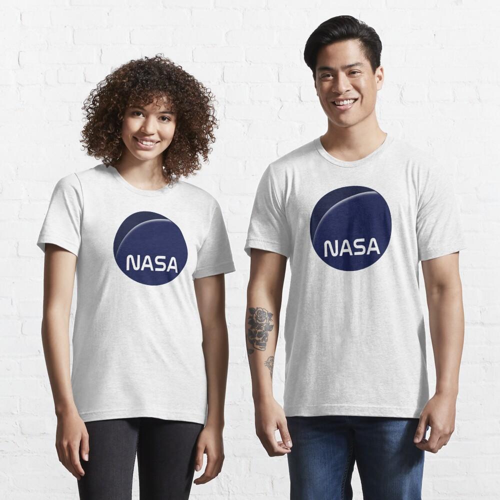 Interstellar movie NASA logo Essential T-Shirt