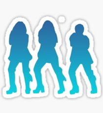 mamma mia donna and the dynamos Sticker