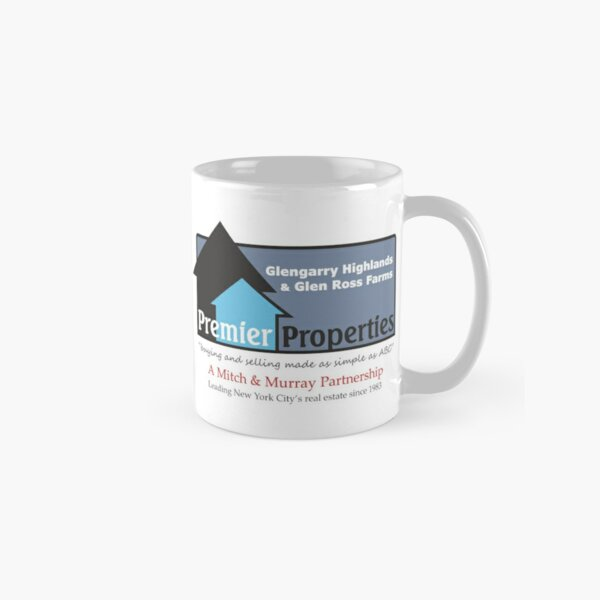 Glengarry Glen Ross - coffee is for closers Classic Mug