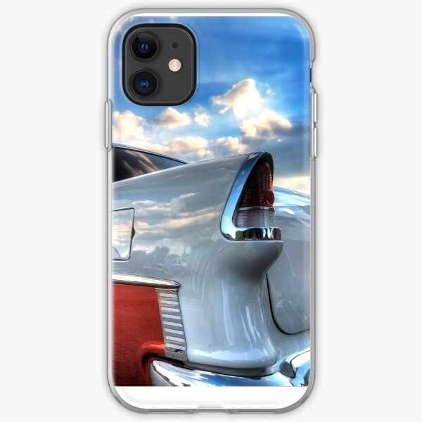1955 Chevy Bel Air iPhone Soft Case