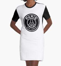 PSG Graphic T-Shirt Dress