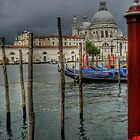 Venice, Italy - before the storm by hanspeder