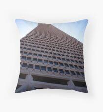 Transamerica Throw Pillow