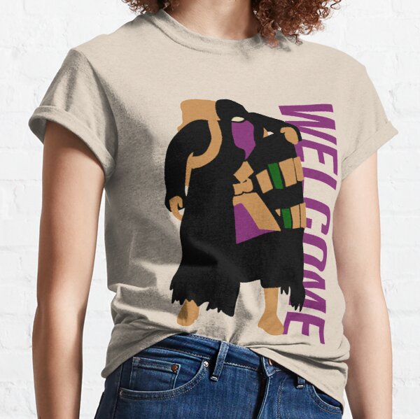 Merchant Resident Evil 4 Classic T-Shirt
