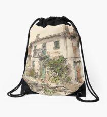 Casa en el Otero, Guardo Drawstring Bag