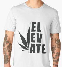 Elevate. Men's Premium T-Shirt