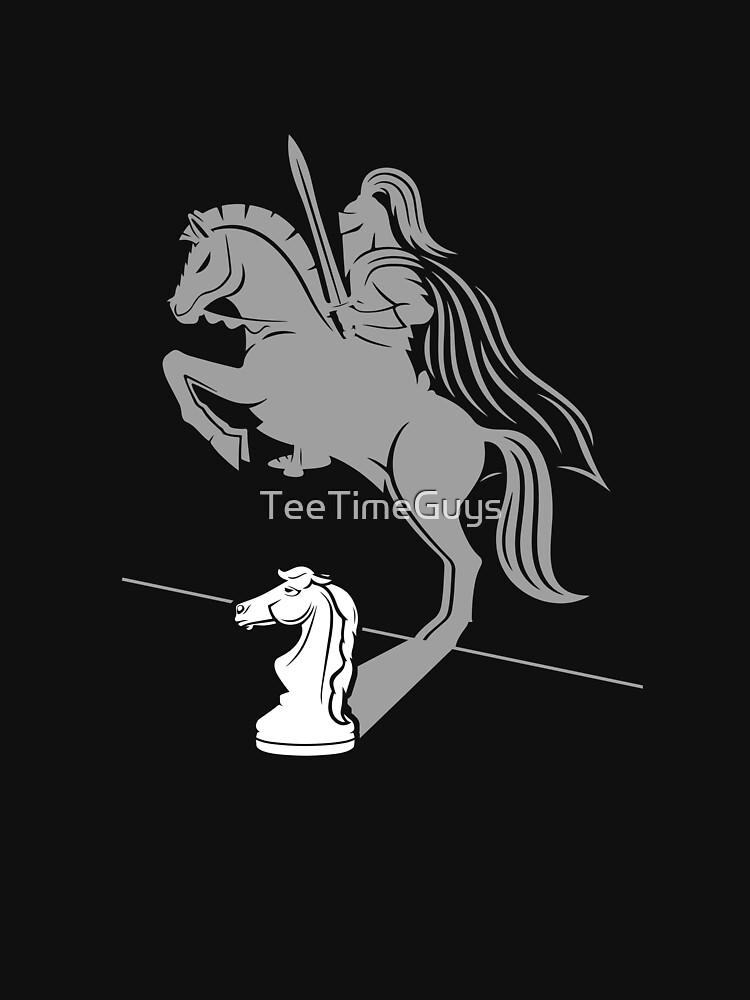 Knight Shadow V4 by TeeTimeGuys