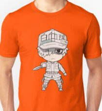 Cells at Work- White Blood Cell Unisex T-Shirt