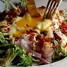 Egg Benedict Salad by chezus