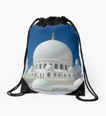 The Grand Mosque Drawstring Bag