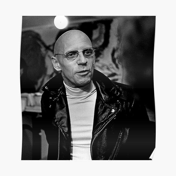 Foucault (Michel) Poster