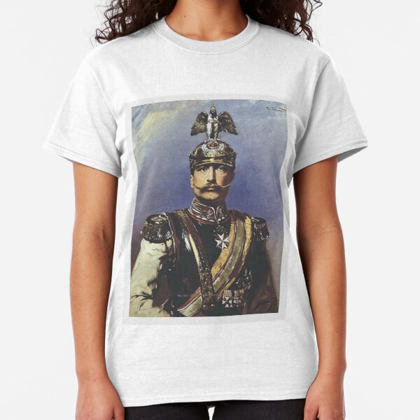 Deutsches Reich Deutschland T-Shirt Eisernes Kreuz Gott mit uns
