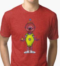 We Monster- 6 Tri-blend T-Shirt