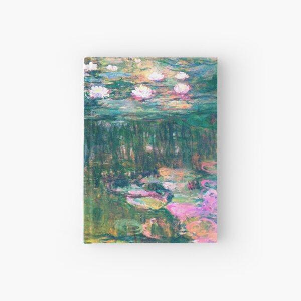 Water Lilies monet  Hardcover Journal