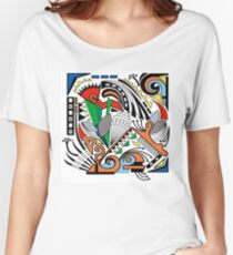 Moment of Indecision  Women's Relaxed Fit T-Shirt
