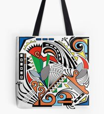 Moment of Indecision  Tote Bag