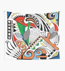 Moment of Indecision  Wall Tapestry