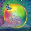 Blossom Original oil painting by Erica Kilbourn