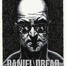 Illustration for Daniel Dread by Cameron Hampton