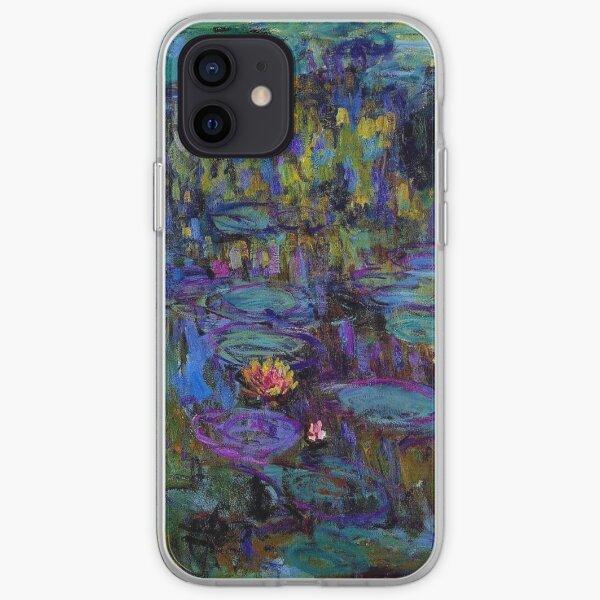 Nénuphars Monet Coque souple iPhone