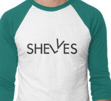 Shelves - Logo Men's Baseball ¾ T-Shirt