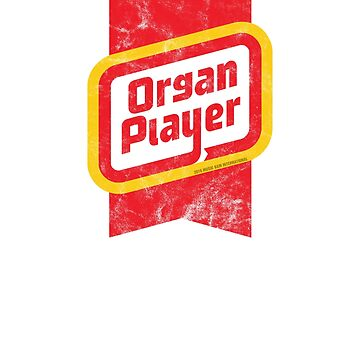 Organ Player by RyanJGill