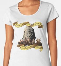 Genghis and the Mongols: Kill or Conquer Tour Women's Premium T-Shirt