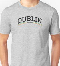 Dublin Ireland Slim Fit T-Shirt