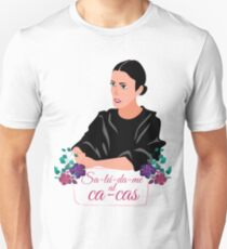 SAY HI TO THE CACAS  Unisex T-Shirt