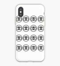 Camera icons iPhone Case