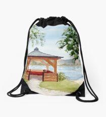 The Spirit of Inverewe Drawstring Bag