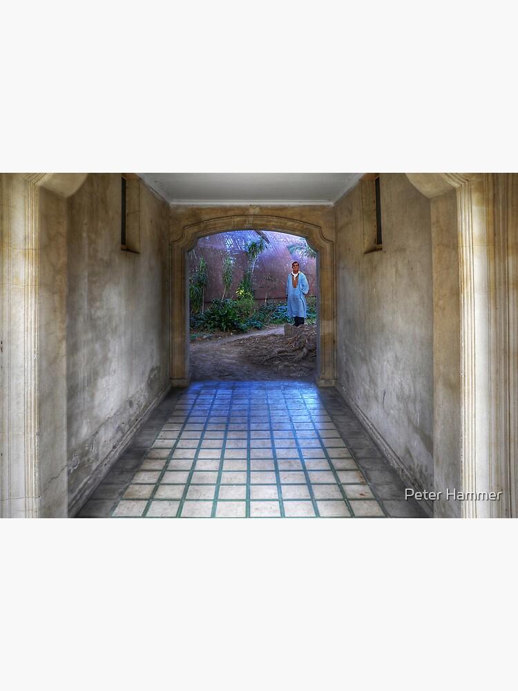 Blue tunnel by PeterH