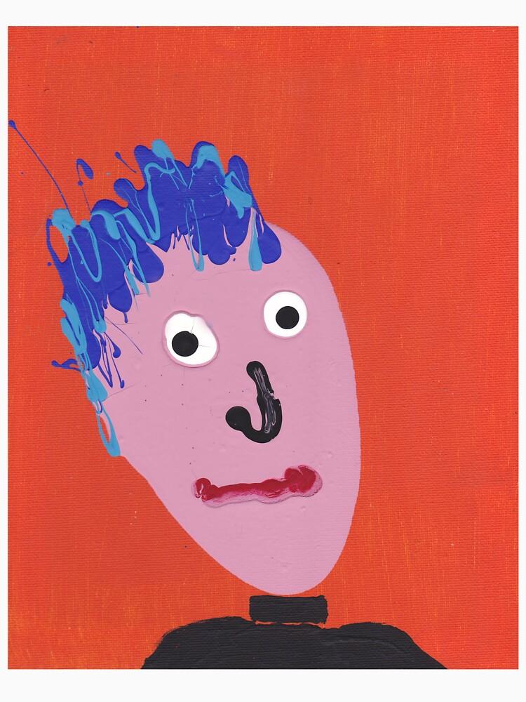 «Greg le gentil personnage» par martinb1962