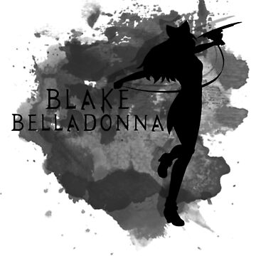 Blake Belladonna  by mulberries