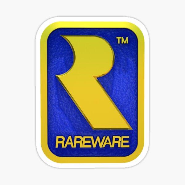 Rareware Logo Sticker