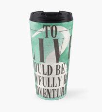 Awfully Big Adventure Travel Mug