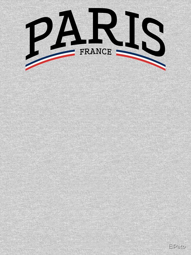 Paris France by ElPato