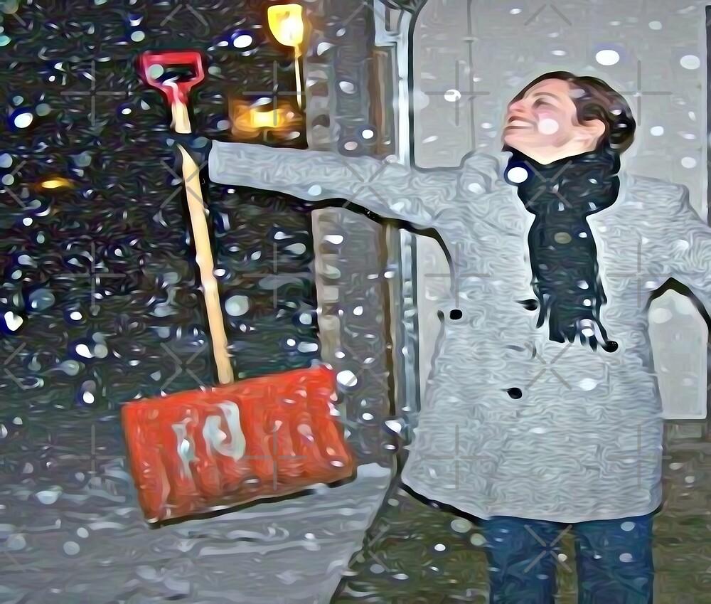 Let It Snow by natnat7w