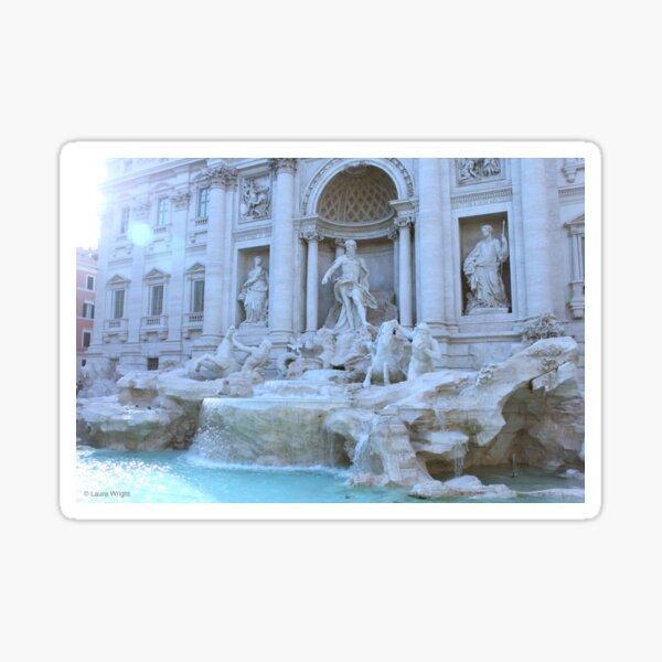 Fountain2 Sticker