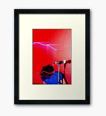 Rohan rocks Framed Print